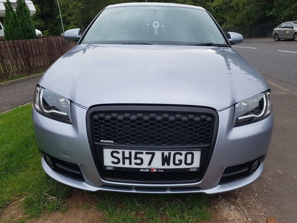 Audi A3 2ltr Tdi Quattro 57 Very Clean Car Inside And Out In