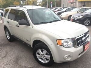 2008 Ford Escape XLT/PWR ROOF/LOADED/ALLOYS