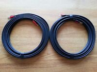 Naim NAC A5 Speaker Cable 2x7 Meter Lengths