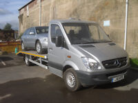REDUCED PRICE Mercedes Sprinter 313 CDI Car Transporter Recovery Vehicle 2011