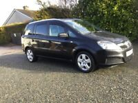 2007 Vauxhall zafira 7 seater 1.6 super condition mot Nov 2018 cookstown