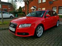 2007 Audi A4 Avant S-Line 170 Black Edition may swap or px