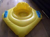 Boots swim seat upto 12 months