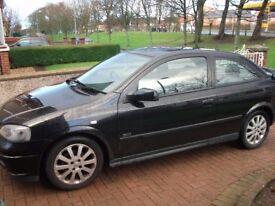 Mark 4 Vauxhall Astra 1.6V twinport SXI