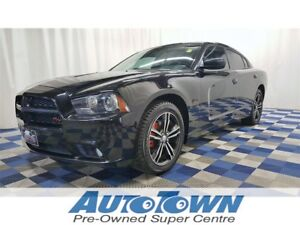 2014 Dodge Charger R/T AWD/ACCIDENT FREE/NAV/LEATHER/REAR CAM