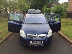 Vauxhall Zafira 1.9 CDTi Elite 5dr, p/x welcome SAT NAV,REAR CAMERA,DVD PLAYER