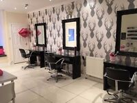 STYLIST CHAIR TO RENT/ HAIR EXTENSION STYLIST & MAKEUP ARTIST
