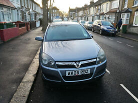 SLIVER Vauxhall Astra CLUB TWINPORT 5dr