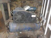 diesel compressor / generator robin dy42 engine