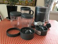 Nutribullet with books! £40 - offers will be ignored