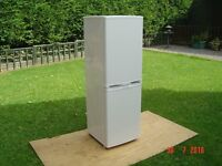White 50/50 Fridge Freezer in Excellent Condition.Can Deliver