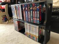 Allsop DVD storage