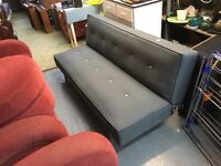 CLICK CLACK SOFA BED (DELIVERY AVAILABLE)
