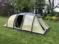 Vango Airbeam Iguana Infinity 600 Inflatable Tent 6 Person