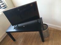 IKEA TV and coffee table