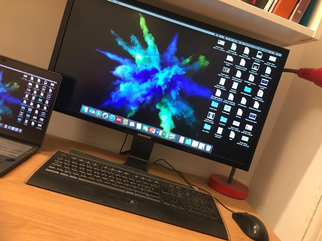 Samsung 28' 4k ultra hd monitor