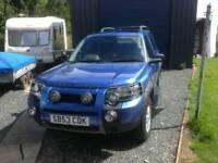 Freelander diesel