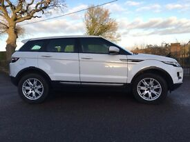 Land Rover Range Rover Evoque 2.2 ED4 Pure (2WD) 5dr