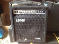Laney Richter RB2 Bass Combo!