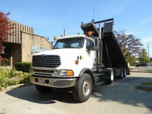 2007 Sterling LT7500 Pre Emission,Tilt & Load,25ft Rails.