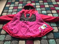 Girls Coat for Sale Aged 5 - 6 years. Trespass