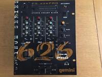 Gemini Platinum 626 Mixer