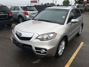 2010 Acura RDX Tech Pkg, Low kms, Loaded; Leather, Roof, Navi, B London Ontario image 9