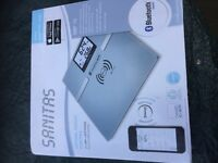 Bluetooth electric weighing scales