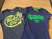 Ladies Superdry T-Shirts XS