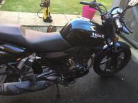 Generic Worx 125cc Motorcycle