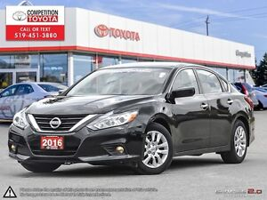 2016 Nissan Altima 2.5 S One Owner, No Accidents