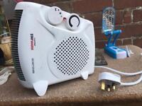 LLoytron fan heater 1800-2000W used good working £5