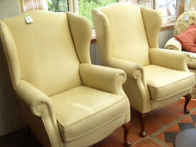Wingback Chairs ref 1/25