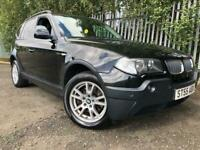 BMW X3 2L Diesel Years Mot Drives Well Good Condition For Age Cheap Car !