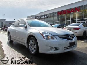 2012 Nissan Altima 2.5 S Luxury pkg, Sunroof, Heated seats, pwr.
