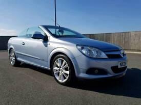 Vauxhall Astra 1.9 cdti twintop design