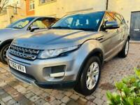Range Rover Evoque 2.2 Diesel.