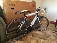 men's 52cm Etape carbon road bike