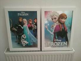 Frozen pictures