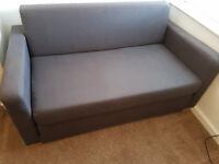 Sofa Bed Ikea Ullvi Dark Grey
