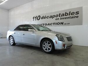 2005 Cadillac CTS 3.6 L A/C TOIT OURANT