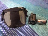 Panasonic hdd video camera