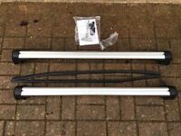 Mercedes class roof bars S204