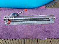 RUBI PRACTIC 60 MANUAL TILE CUTTER