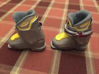Head Carve x1 Junior ski boots 165
