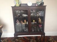 Much loved china cabinet
