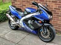 Yamaha thunderace YZF-R 1000