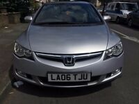 Honda Civic Hybrid 2006 Model 54000 Miles in Great Condition Full MOT and Ready to go