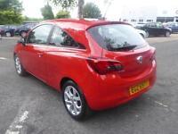 Vauxhall Corsa ENERGY AC ECOFLEX (red) 2017-01-14
