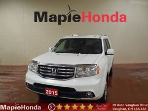 2015 Honda Pilot EX-L| Leather, DVD, Backup Cam, All-Wheel Drive